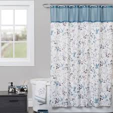 gray and blue shower curtain. passell shower curtain slate blue 72 x gray and