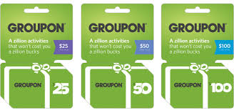 solution new users will receive gift cards and sign up for an account signage and consistent brand messaging educate a wider market about groupon