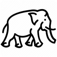 Animal Icon Thailand Symbols By Prosymbols