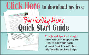 Trim Healthy Mama Book Review Gwens Nest