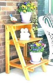 orchid stands outdoors outdoor plant s stand tall planter tall metal plant stand