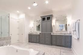gray bathroom vanity. Gray Raised Panel Bathroom Cabinets With Carrera Marble Countertop View Full Size Vanity