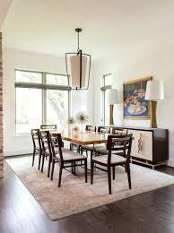 jonathan adler rugs key rug dining room transitional with console table lamps wood flooring jonathan adler