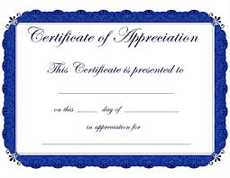 Free Award Certificate Templates For Students Free Award Templates Microsoft Word Thefreedl