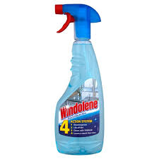 windolene window cleaner and glass surfaces spray 500g