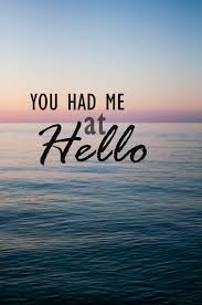 You Had Me At Hello Quote Extraordinary 48 Images About Inspiration On We Heart It See More About Quotes