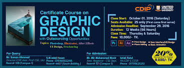 Graphic Design Bd Certificate Course On Graphic Design With Outsourcing