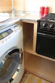 tiny house washer dryer combo. Wonderful House Tumbleweed Fencl Tiny House With Washer Dryer Combo Intended H