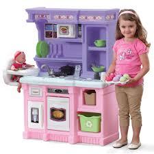 Kids Kitchen Little Bakers Kitchen Kids Play Kitchen Step2