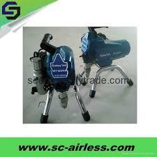popular type st 8395 airless paint sprayer 1