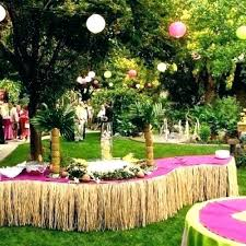 party decoration ideas for outdoors d decorations on a budget outside summer decor inspiration outdoor