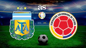 Argentina vs Colombia: times, TV and ...