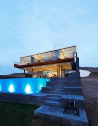 Casa Q- An Incredible Contemporary Beach House by Longhi Architects