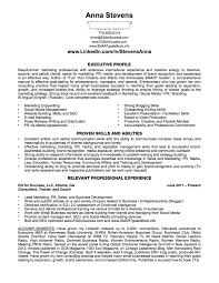 Linkedin Job Application Resume And Cv For Success Pmba Achievement  Oriented Resume Example ...