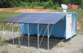 portable solar power station. (originally portable solar power station r