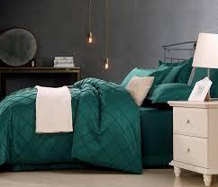 dark green gray beige purple luxury washed silk bedding set cotton satin full queen king size bedclothes home textiles full comforter set grey comforter