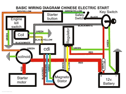 tao tao 110cc atv wiring diagram taotao ata 125 wiring diagram at For Tao Tao 110cc Wiring Diagram