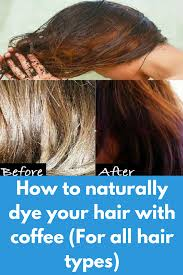 How To Naturally Dye Your Hair