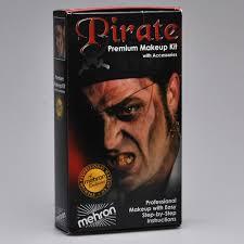 character makeup kit pirate premium