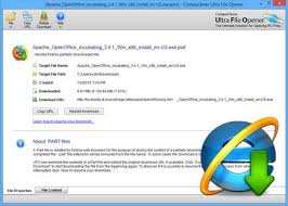 Open Ie Partial File Ultra File Opener