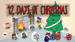 On The 12 Days Of Christmas My True Love Gave To Me  Christmas Gifts In 12 Days Of Christmas