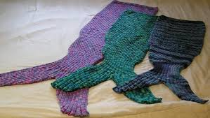 Mermaid Tail Blanket Knitting Pattern Mesmerizing Knitted Mermaid Tails For All [FREE Knitting Pattern]