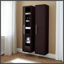 black wood storage cabinet. Elegant Bathroom With Storage Cabinets Doors Walmart Cabinets, Tall Black Wood Cabinet H