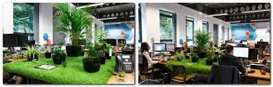 garden office designs interior ideas. 1-4-creative-office-interior-ideas-mini-garden- Garden Office Designs Interior Ideas