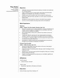 Sample Resume For Nursing Aide With No Experience Refrence Cna Cover