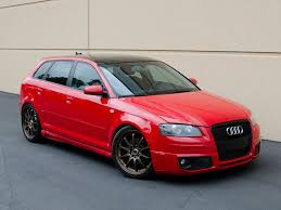 Palmy 2006 Audi A3 2.0t Limited Edition — Otopan