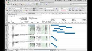 Free Gantt Chart Software Create A Free Gantt Chart In 3 Minutes Excel