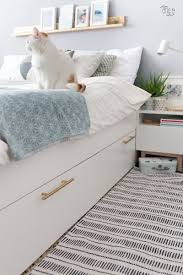 brimnes bed from ikea though iu0027d need to think about the headboard part currently i hate head board ikea brimnes48 bed