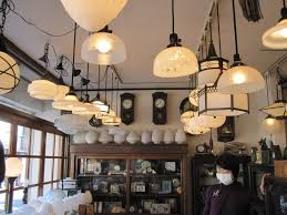 image of antique light fixtures for kitchen