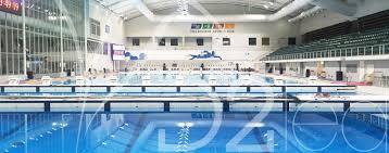indoor swimming pool lighting. MSAC - Indoor Competition Pool Swimming Lighting