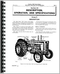 john deere tractor service manual tractor manual