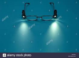 Glass Photo Frames With Lights Reading Eyeglasses With Small Lights Attached To The Frames