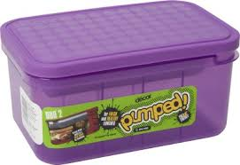 Decor Lunch Boxes 60% OFF on Decor Pumped Duo 60 Containers Lunch Box 60 ml on 6