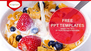 Powerpoint Templates Food Free Food Powerpoint Templates Design
