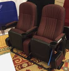home theater couch bed pulaski power recliner costco how much are chairs ashley furniture eclipse