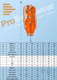 Arena Swimwear Uk Size Chart Arena Power Fins Black At