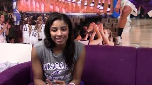 Player Spotlight: Paige Mosley - YouTube