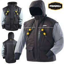 Frabill I3 Size Chart Frabill I5 Series Ice Fishing Bibs Mens Small Size