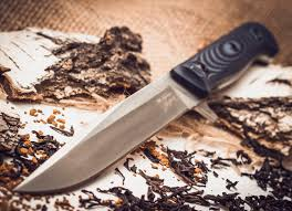Authoritative <b>Тактический нож Intruder</b> Satin, сталь <b>D2</b> (Кизляр) thank