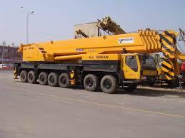Tadano Ar2500m 250 Ton Mobile Crane 250 Ton Terrain Crane