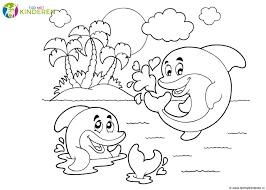 25 Idee Kleurplaat Dolfijn Mandala Kleurplaat Voor Kinderen