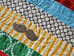 32 Free Quilting Designs for Machine Quilting | FaveQuilts.com & ... free motion quilting. Wavy Walk Adamdwight.com