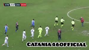 Catania 1-1 Casertana - Highlights HD - Serie C - YouTube