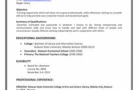 Sample Academic Librarian Resume Library Resumeample Mediapecialist Cover Letter Examples 100x100 85