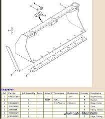 terex fork lift wiring schematic terex automotive wiring diagrams