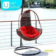 inside swing chair outdoor egg swing chair balcony rattan hanging chair egg shaped living room bedroom